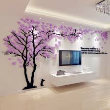 21 In Realistic Tree Wall Mural Nursery Stickers Decals For Sale Online Ebay