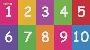 Vui học cùng Bé Bí Bo - Bé học đếm số từ 1 đến 10 thật vui, hấp ...