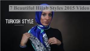 7 beautiful hijab styles 2016 step by step