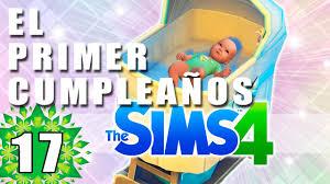 Primer Cumpleanos De Mi Hijo The Sims 4 Ep 17 Afrogames