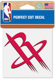Shop Houston Rockets Decals Static Clings Car Accessories