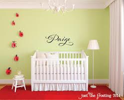 Wall Decal For Baby Girl Room Lion Bedroom Princess Decor Art Rainbow Teenage Butterfly Reading Love Vamosrayos
