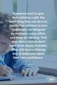 growth mindset quotes for parents and kids