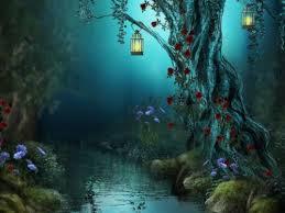 Enchantingly magical fantasy setting | Fantasy landscape, Fantasy, Pictures