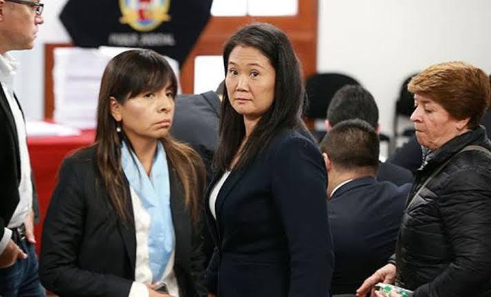 "Resultado de imagen de Keiko Fujimori en la carcel"""