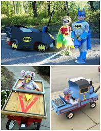 kids costumes on wheels