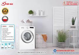📍 Máy giặt BOSCH WAN28108GB Serie 4 👉... - Thiết bị nhà bếp nhập khẩu  Châu Âu - Bếp Đức