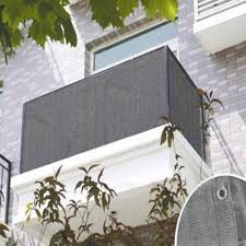 Black Sunshade Wind Fence Protection Net Home Balcony Privacy Screen Fence Deck Shade Sail Yard Cover Protection Kid Safe Fd Shade Sails Nets Aliexpress