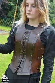 artimis deluxe womens leather armour
