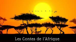 Les Contes de l'Afrique - dessin animé en français - Contes pour enfants -  UCCADIA