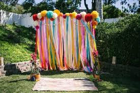 Klaira Sweet Birthday For Along The Back Of The Fence Mexican Party Theme Party Decorations Backyard Party