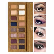 best makeup palettes for blue eye