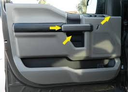 ford f150 f250 f350 f450 door panel removal