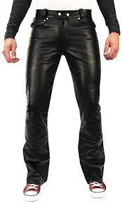 bockle 1970 butcut men leather pants