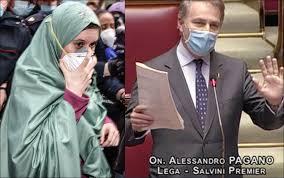 Silvia Romano, il deputato della Lega Pagano: è una neo-terrorista ...