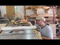 Make A Table Saw Fence Alignment Jig Youtube Table Saw Fence Table Saw Make A Table