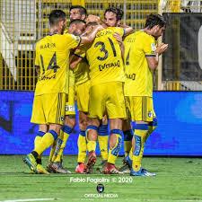 Spezia-Pisa 1-2: Doppio Marconi e i nerazzurri espugnano il