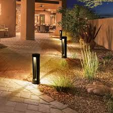 China Outdoor Waterproof Led Landscape Solar Fence Lights China Outdoor Light Landscape Light