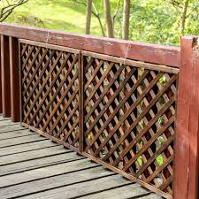 Preservative Mesh Fence Wood Fence Fence Flower Wood Outdoor Grill Balcony Climbing Frame Partition Wall Decoration
