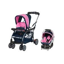 baby trend sit n stand dx stroller
