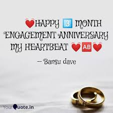 💓happy ️⃣ month e quotes writings by bansu dave yourquote