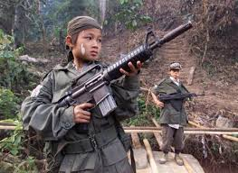 Myanmar military releases 75 child soldiers from service ...
