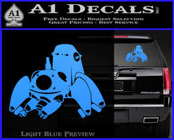 Tachikoma D1 Decal Sticker Ghost In The Shell A1 Decals