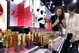 china boost propels l