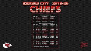 2019 2020 kansas city chiefs wallpaper