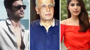 Mahesh Bhatt to signal Rhea Chakraborty