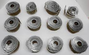 wire coil galvanized framing nails