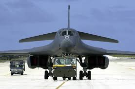Файл:B-1B at ground.jpg