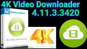 4K Video Downloader 4.11.3.3420 Full Version | (32 Bit /64 Bit ...