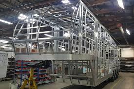 atc aluminum toy hauler fifth wheel