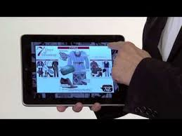 iCrossing's Adam Lavelle reviews the Marie Claire A to Z Fall Fashion iPad  App - YouTube