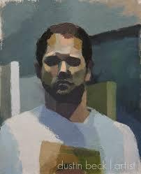 painting - dustin beck | artist