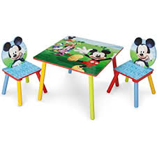 delta children kids table and chair set