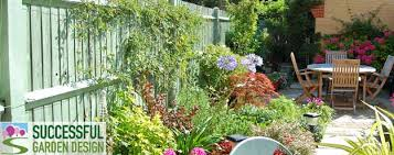 Garden Fencing How To Choose The Right Fence For Your Garden Successful Garden Design