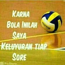 caption anak volly home facebook