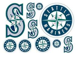 Mariners Decal Etsy