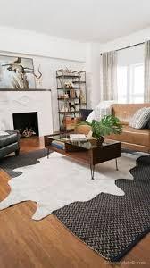 15 best cowhide rug decor images