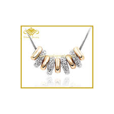 china snless steel necklace jewelry