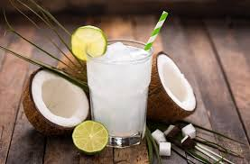 coconut water benefits coconut lemon