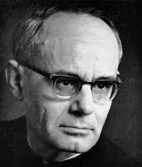 Image result for Picture of Fr. Karl Rahner S.J.