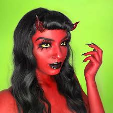 23 devil makeup suggestions for