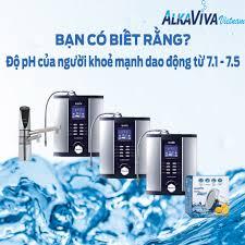 ❓ Bạn có biết rằng bài kiểm tra độ pH... - Alkaviva - Máy lọc nước điện  giải Ion kiềm giàu Hydrogen của Mỹ
