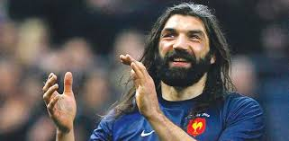 iconic french rugby star chabal the