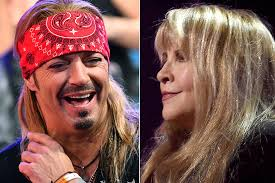 What Bret Michaels Did and Didn't Do With Stevie Nicks
