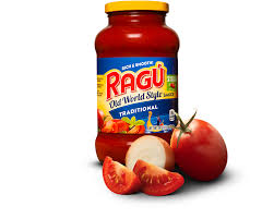 traditional spaghetti sauce