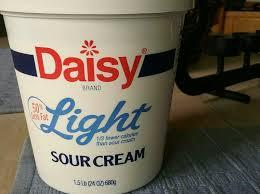 light sour cream nutrition facts eat